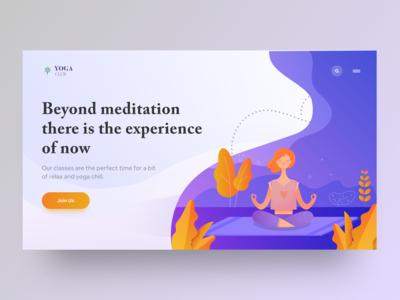 Yoga Club: Beyond Meditation