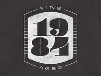 Fine Aged 1984