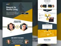 PayFit Website Concept