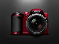 Nikon l120 icon