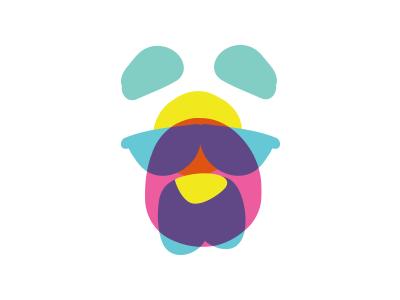 """Pet Vice"" Illustration hike one visual brand identity blob brush adobe illustrator illustration"