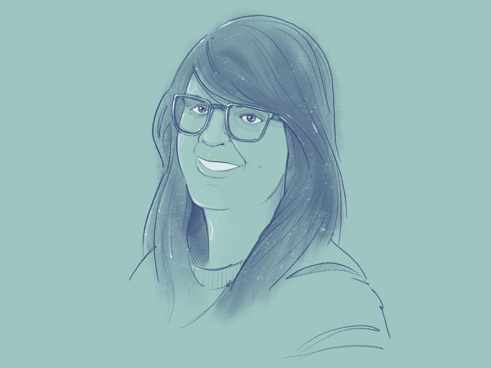 Maaike portrait