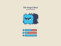 """The Angry Bear"""