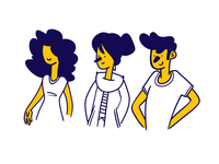 """""""Fitness-App Character Iterations_001"""""""