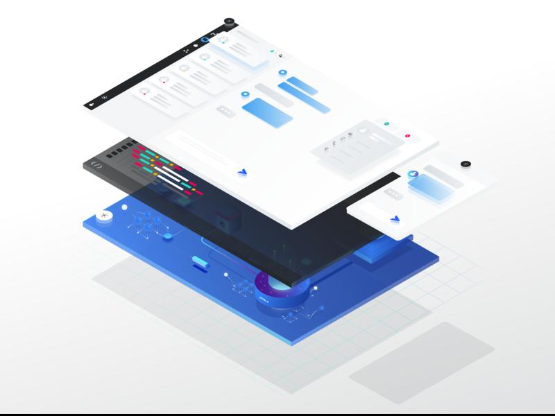 Product Layers illustration