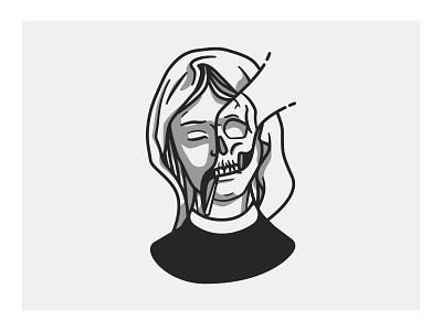 25 - Escape artwork adobe illustrator vector illustration vector sad art design illustrations illustrator