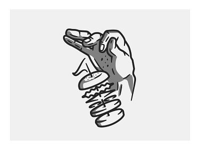 27 - Home Made home made illustration art hand burger design illustration illustrator vector illustration vector art vector