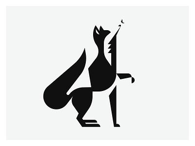 Friends Just Now design geometric illustration art illustration illustrations illustrator logo foxy fox logo fox illustration fox