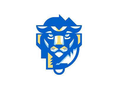 Lion Insignia lion head logomark mark logo design insignia logoinsignia logodesign lionlogo lion