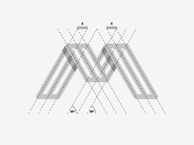 M - mark