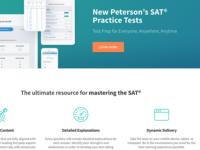SAT Test Prep Peek