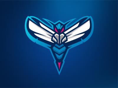 Charlotte Hornets - New logo nba hornets sport basketball rebranding charlotte hornets