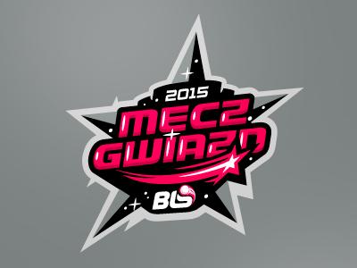 2015 BLS All-Star Game star nba lunatic agency volleyball basketball football logo ball all-star