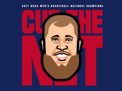 NCAA Men's Basketball Finals - Karnowski basketball phoenix finalfour spokanezags gozags karnowski nba ncaa gonzaga cartoon