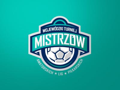 Football Tournament Logo sport football mls soccer tournament