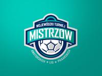 Football Tournament Logo