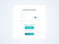 Credit Card Checkout