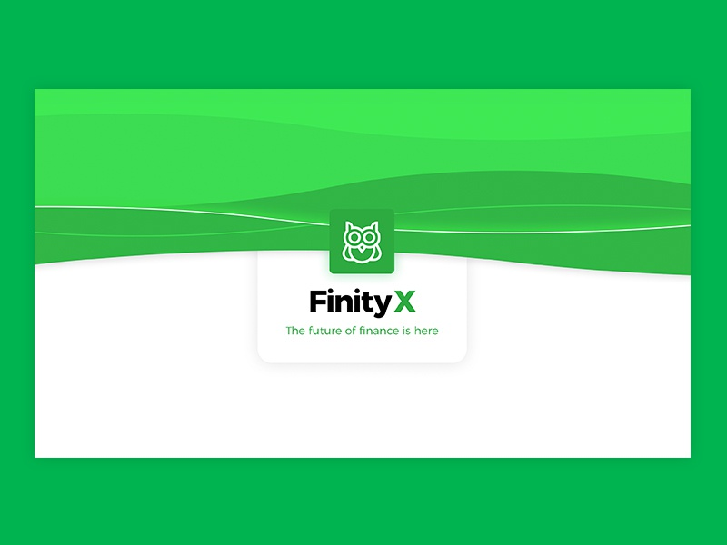 FinityX - Rebrand by Brendan Meyer on Dribbble
