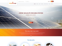 The Sun Exchange - Website Redesign