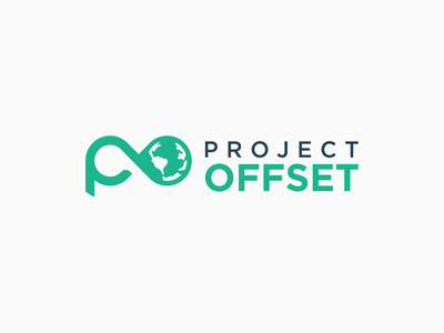 Project offset logo