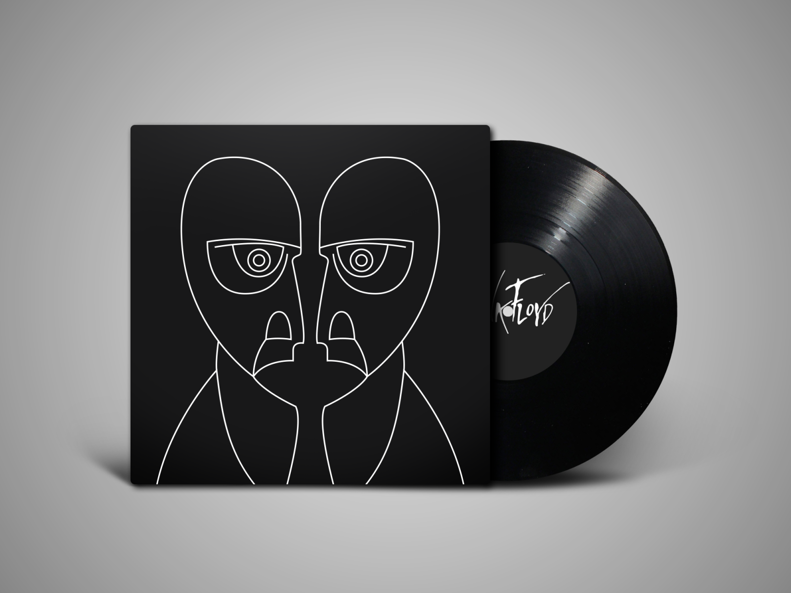 Pink Floyd The Division Bell By Bart Grudka On Dribbble