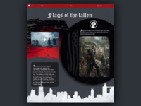 Flags of The Fallen