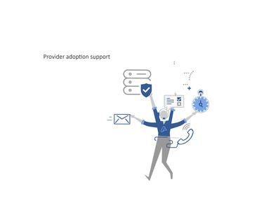 Provider Adoption Support