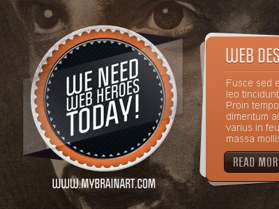 We Need Web Heroes Today web heroes web design vasjen katro heroes needed