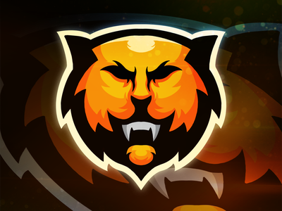 lion logo illustration branding design art vector sketch design ilustration coreldraw ilustrator logo