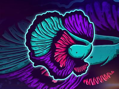 Betta fish logo icon branding design art vector sketch design ilustration coreldraw ilustrator logo