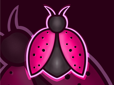 beetle logo animation branding design art vector sketch design ilustration coreldraw ilustrator logo