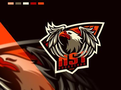 eagle logo animation branding design art vector sketch design ilustration coreldraw ilustrator logo