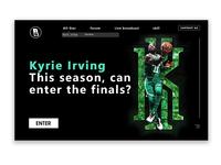 A Basketball Information Website