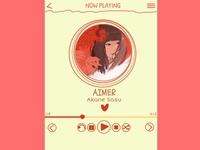 Red Pencil Music Player Design Part I