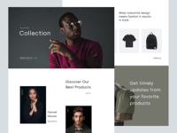 Ecommerce collection
