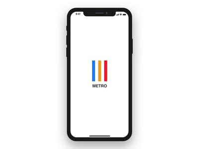 Trip Validation Process for Subway onboarding validation travel subway android ios mobile ux motion typography ui invisionstudio design flat minimal