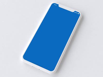 PlayStation App Concept ps4 playstation white dark blue ios invision app animation ux ui invisionstudio design motion flat minimal