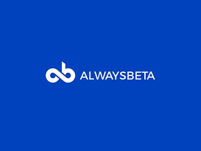 AlwaysBeta Logo italy logo design brand