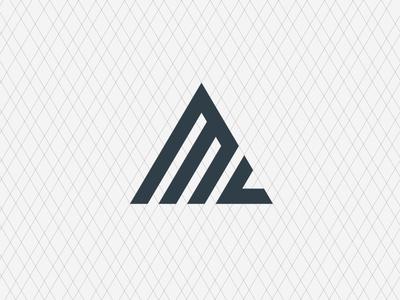 Geometric Letter-mark