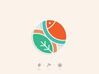 Fish & Leaf