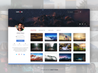 ExploreMore: User Profile WebApp