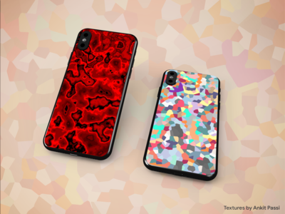 Abstract and MosaicTextures iPhone Cover