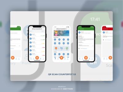QR Scan Application Showcase