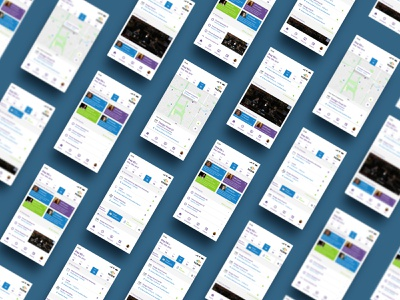 Event Scheduler App app designer event scheduler flat branding mobile app design mobile ui icon design app bold color app design ux ui design uiux adobe xd ui ux typography mockup illustration adobe design
