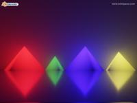 3D Crystals - Blender Cycles