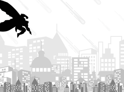 The Dark Knight Wallpaper - Light