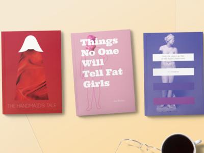 Feminist Bookcase: set 1/2