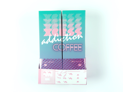 Xcess Addiction Coffee [front]