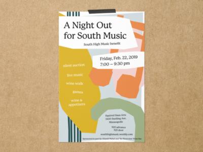SHS Event Poster