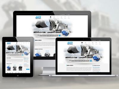 RZR Bombas Positivas - Website rzr bombas positivas website design photoshop segments applications solutions ipad macbook imac